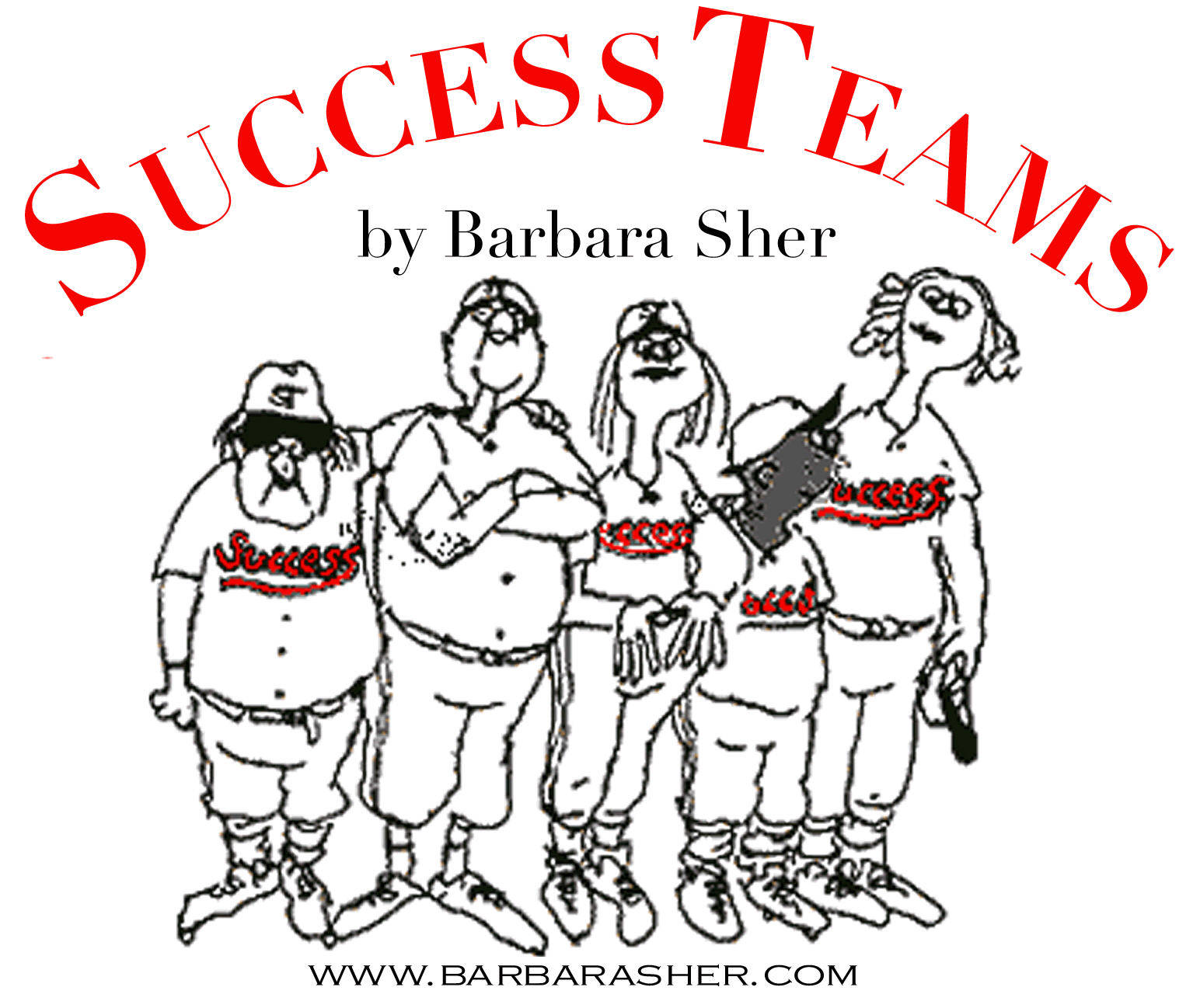 Barbara Sher Success Team starting soon in Dublin!